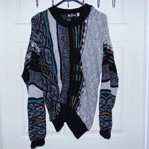 Vintage Alan Stuart Coogi Style Sweater